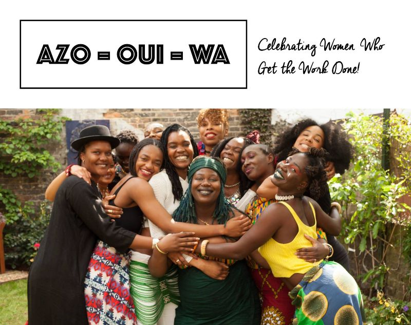 Azouiwa X AfroNoire X Our Naked Truths