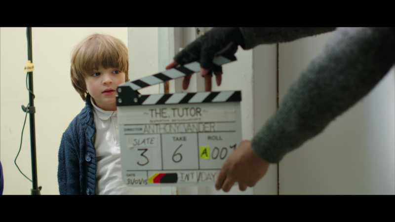 The Tutor | Director and writer