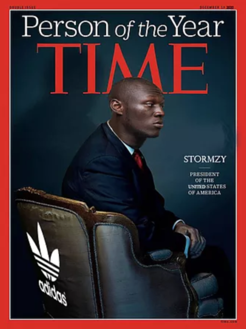 CULTUREL - STORMZY 2020 #IMPOSSIBLEISNOTHING
