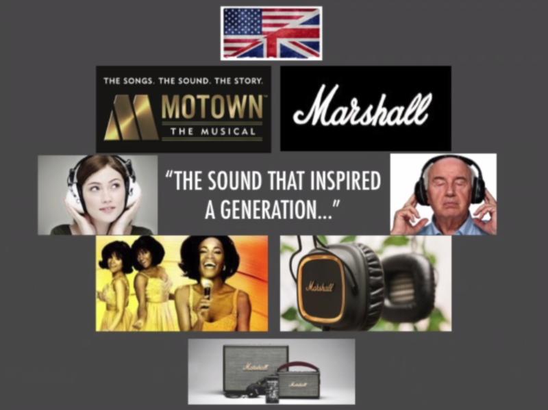 Motown x Marshall Lifestyle