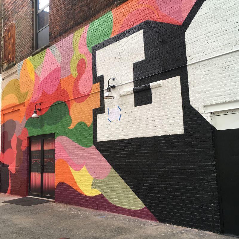 LOVE - Mural  (Lynn, Mass)