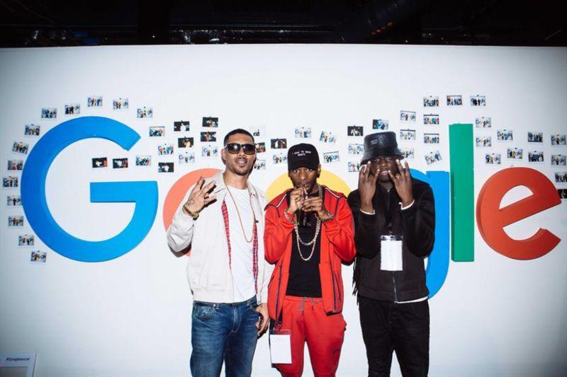 Google 'Break The Internet' Event