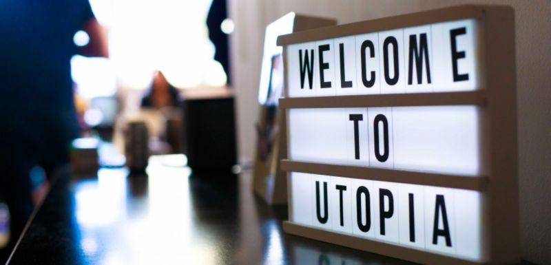 Change Maker at Utopia