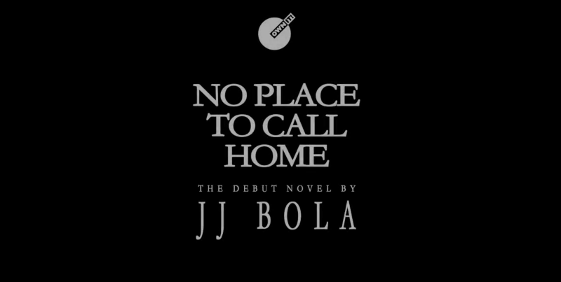 JJ Bola 'No Place To Call Home' Book Launch