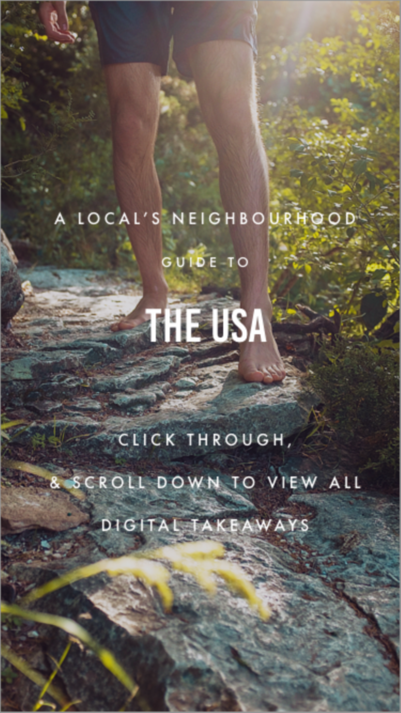 USA Neighbourhood Guides