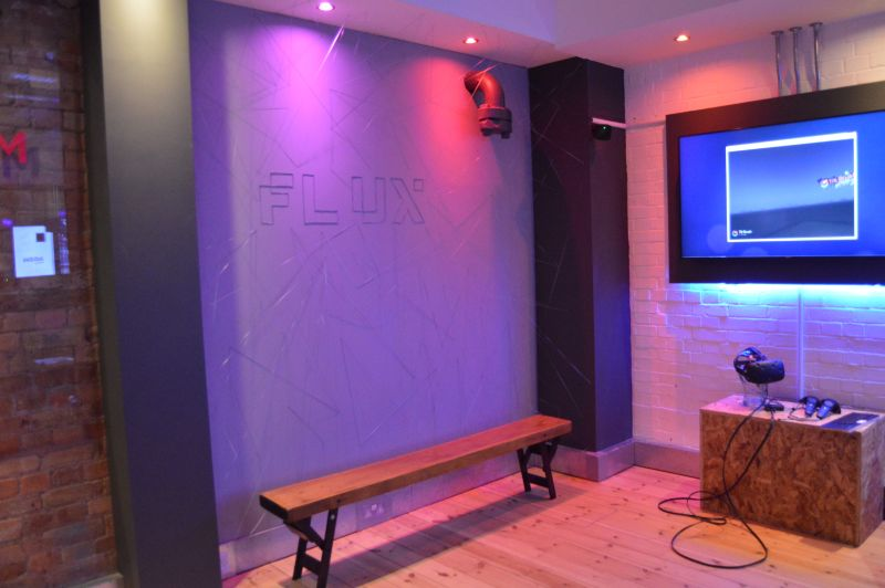 Flux Lounge Tour