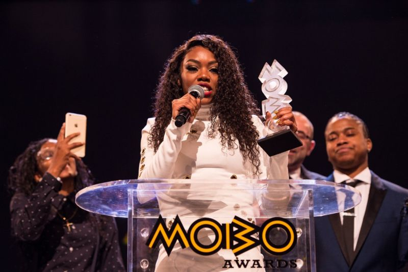 MOBO Awards 2016