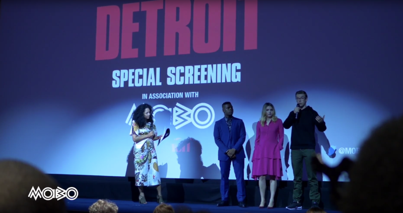 DETROIT Special Screening | Novelist, Hyperfrank, Reece Proctor w/ THE SLUMFLOWER | #MOBOmovement