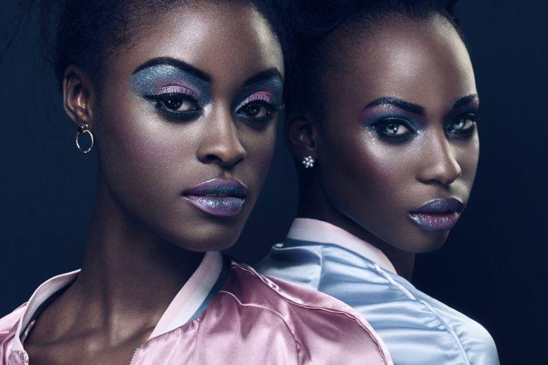 Pretty In Pantone Beauty Series - Rose Quartz and Serenity
