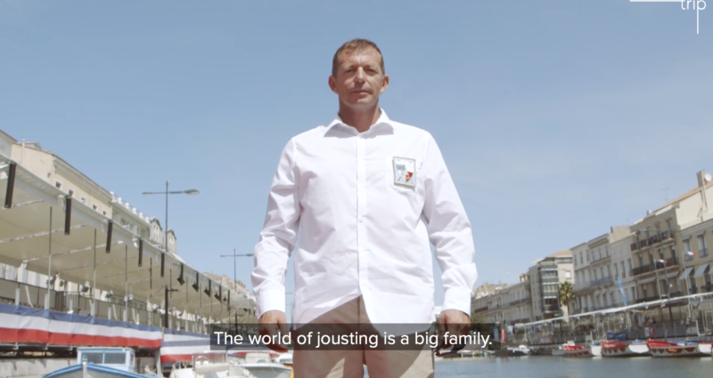 Meet France's Water Jousting Warriors