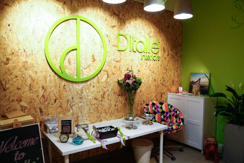 Ditalle Interiors launching event.
