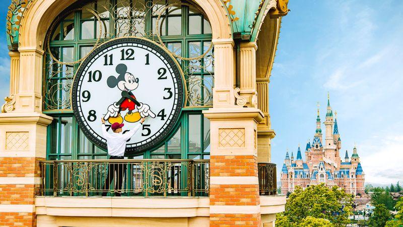 Disney Shanghai Launch