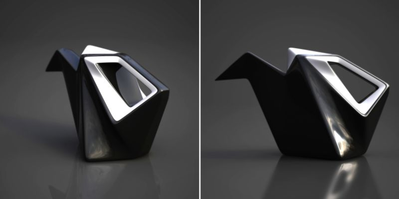 'Swan' Teapot