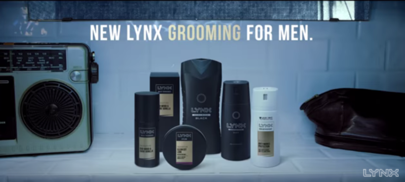 Lynx 2015/16 Global Advertising Campaign