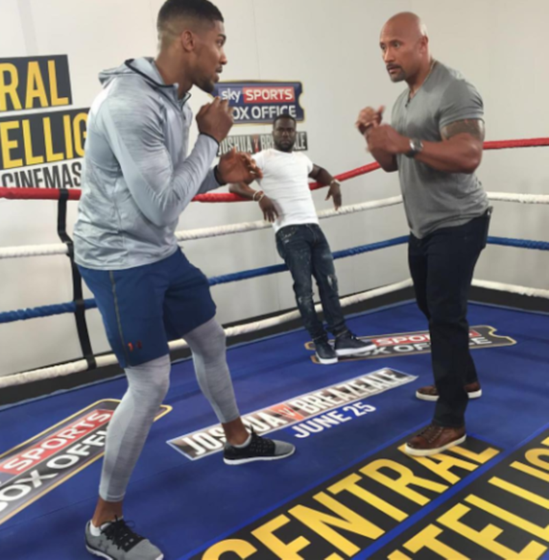 Sky Sports Partnerships - Matchroom, AJ Boxing & Universal