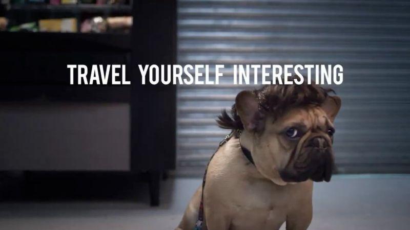 Expedia Travel Yourself Interesting