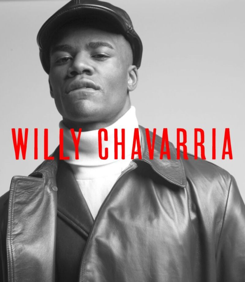WILLY CHAVARRIA Consultant and Stylist