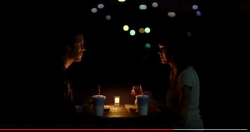Sony Ericsson Phone-lit Dinner TVC