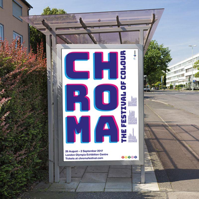 Chroma: The Festival of Colour.