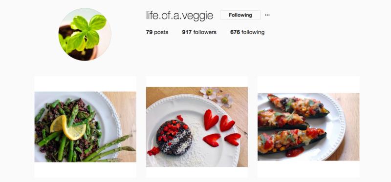 Life of a Veggie