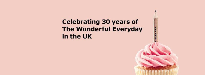 IKEA UK 30th Birthday