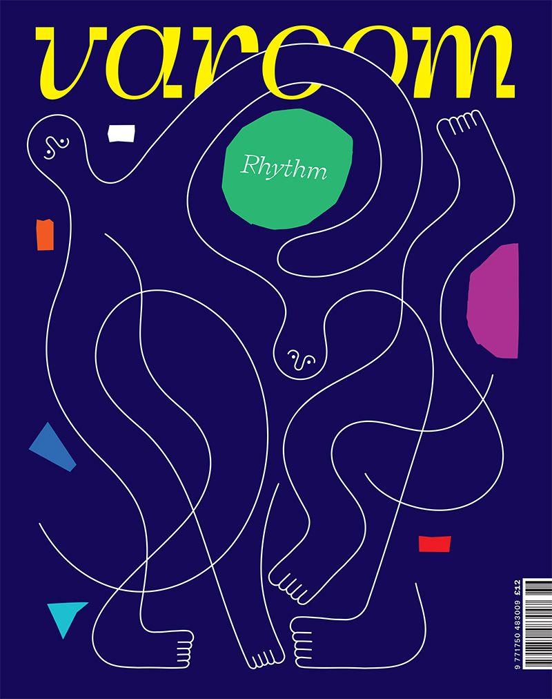 Varoom 36 the Rhythm issue