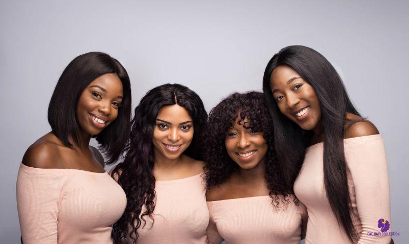 E&E Hair Photoshoot