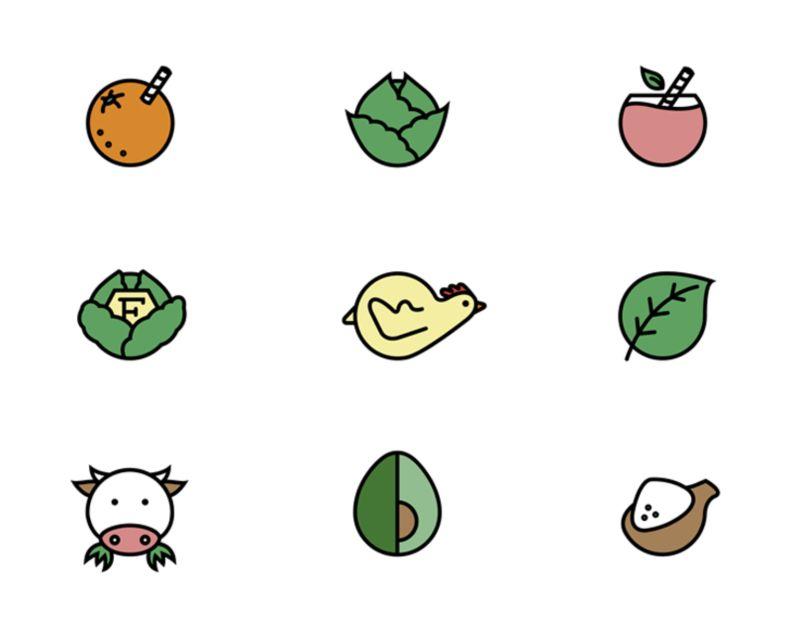 Kauai - Change is Good - Icon Design