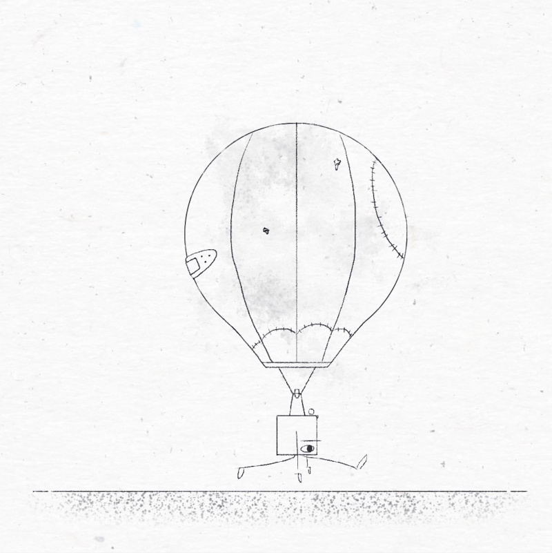 The Little Balloon