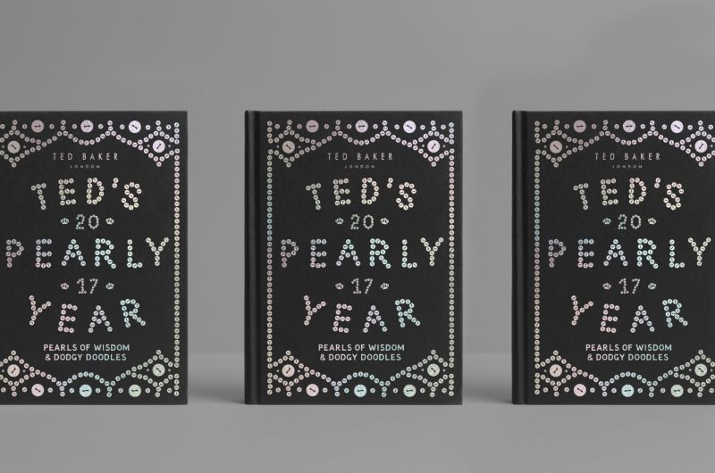 Ted Baker - 2017 Diary