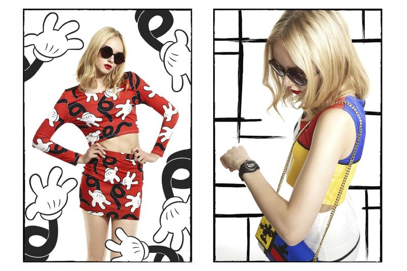 Mickey Mouse x Rodnik Fashion Collection