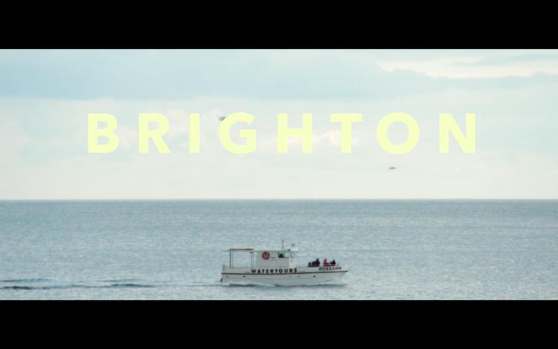 Brighton /// Travel video
