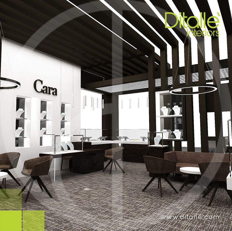 Check out our fresh interior design for our client.