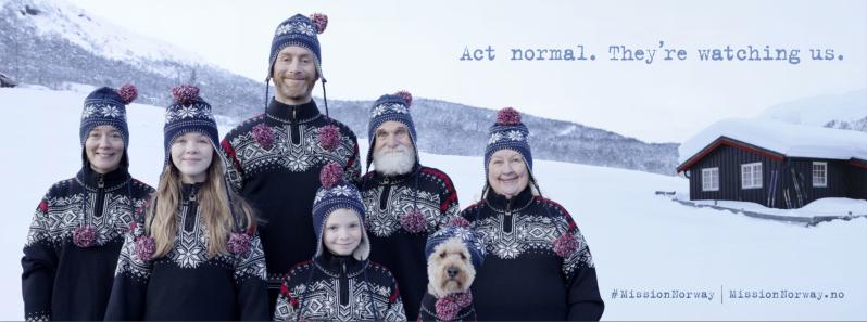 Telenor 'Mission Norway'