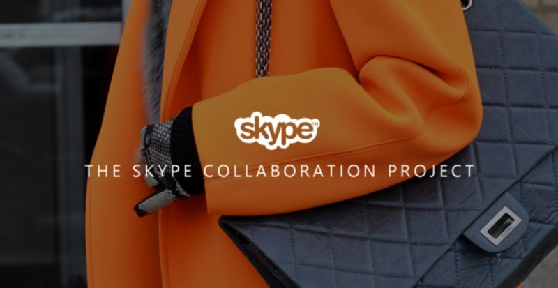 The Skype Collaboration Project
