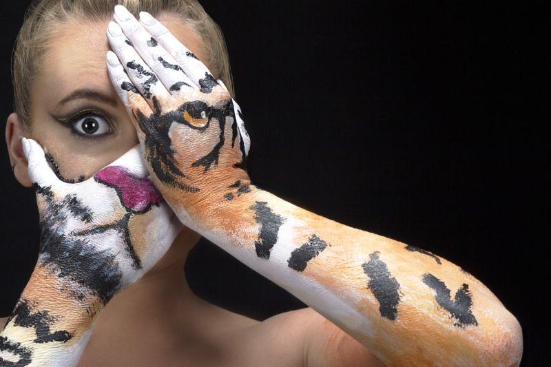 Cosmetics Against Animal Cruelty Campaign - Collaboration with Illamasqua