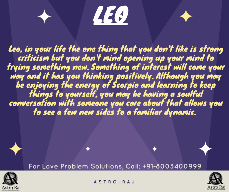 Love Horoscope Today | The Dots
