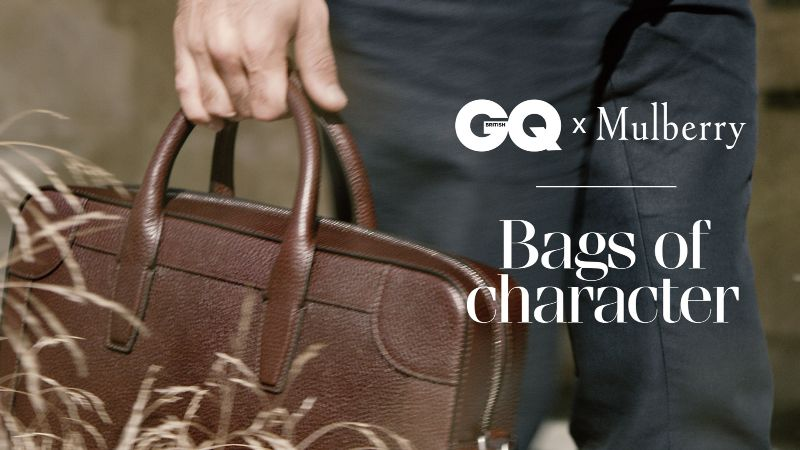 GQ x Mulberry: Bags Of Character