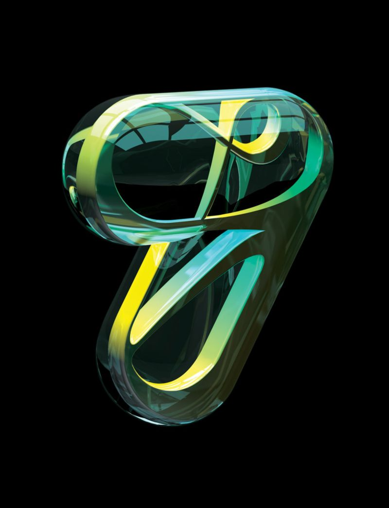 Marbles – Typographic Experiment