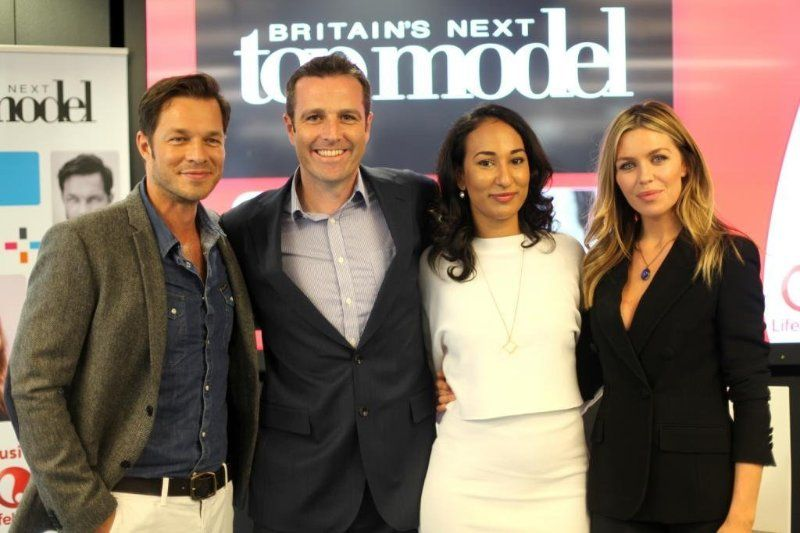 Relaunching Britain's Next Top Model across Lifetime (JV with Sky & A+E Networks)
