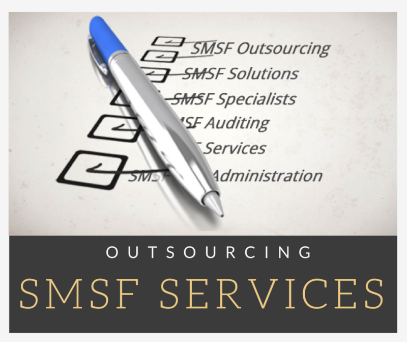 Outsourcing SMSF Services