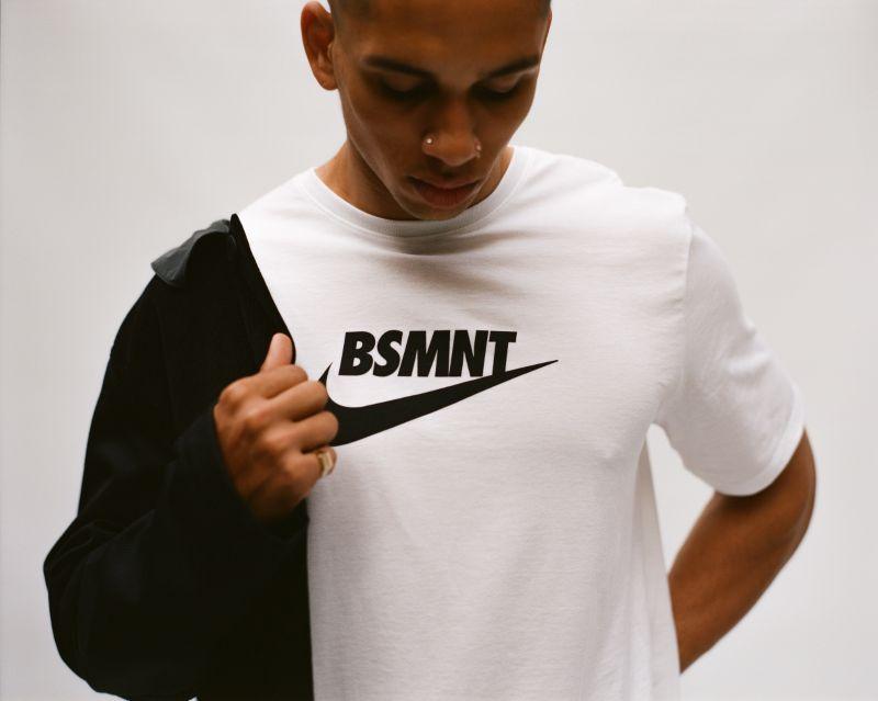 Basement x Nike x ALCH Lookbook