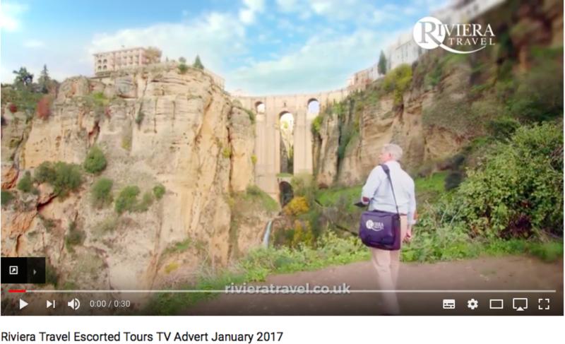 Riviera TV Advert