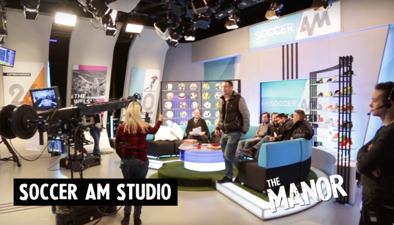 Soccer AM, Sky Sports