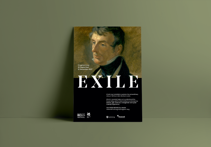 EXILE at the National Trust