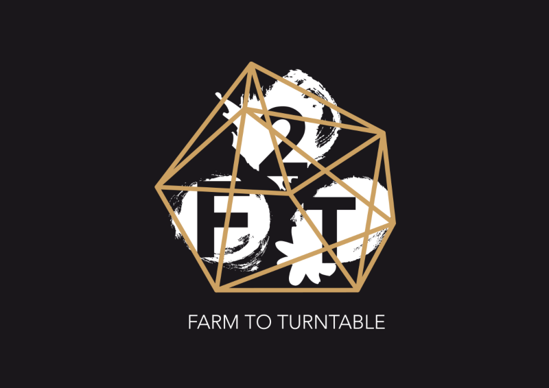 Brand Identity — Farm 2 Turntable