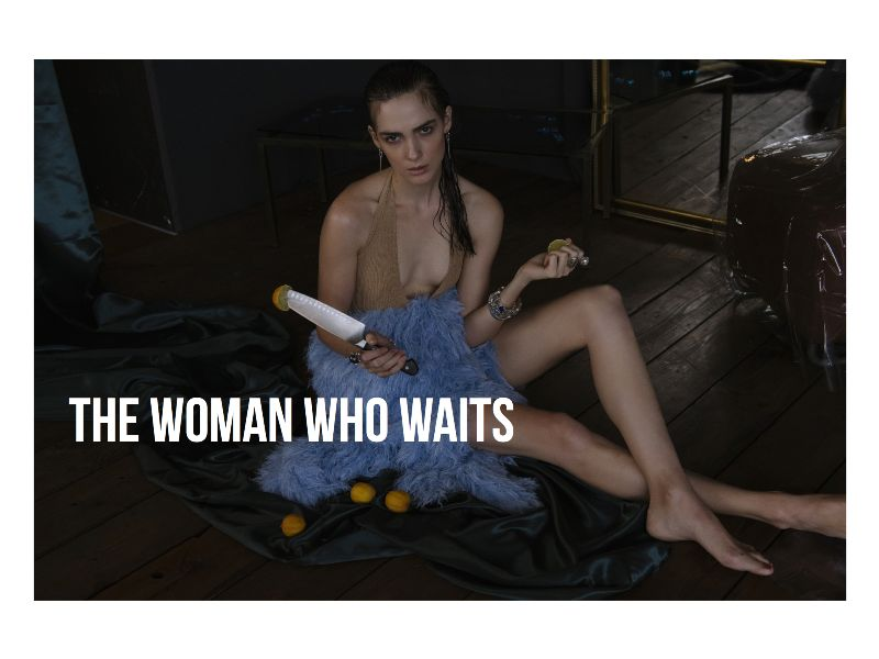 This Bitch magazine   The Woman who waits