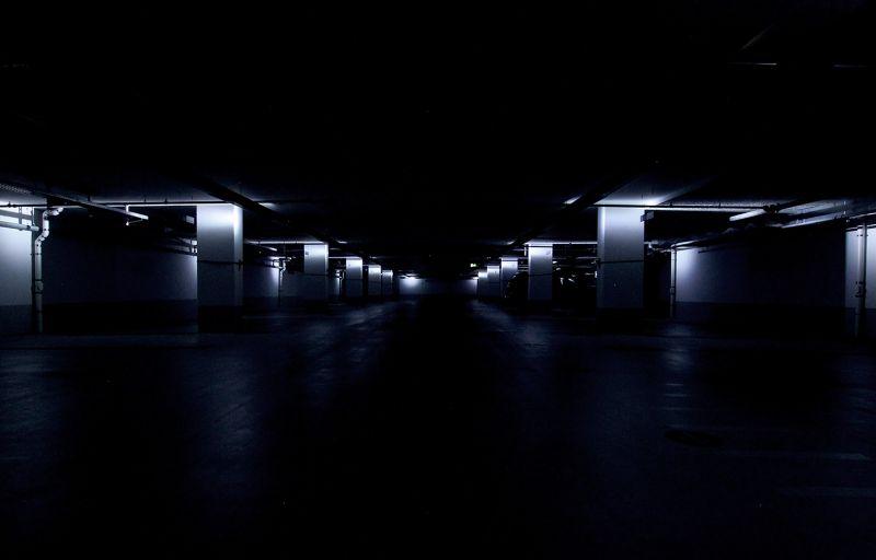 DIGITAL ECHO - interactive sound & light installation