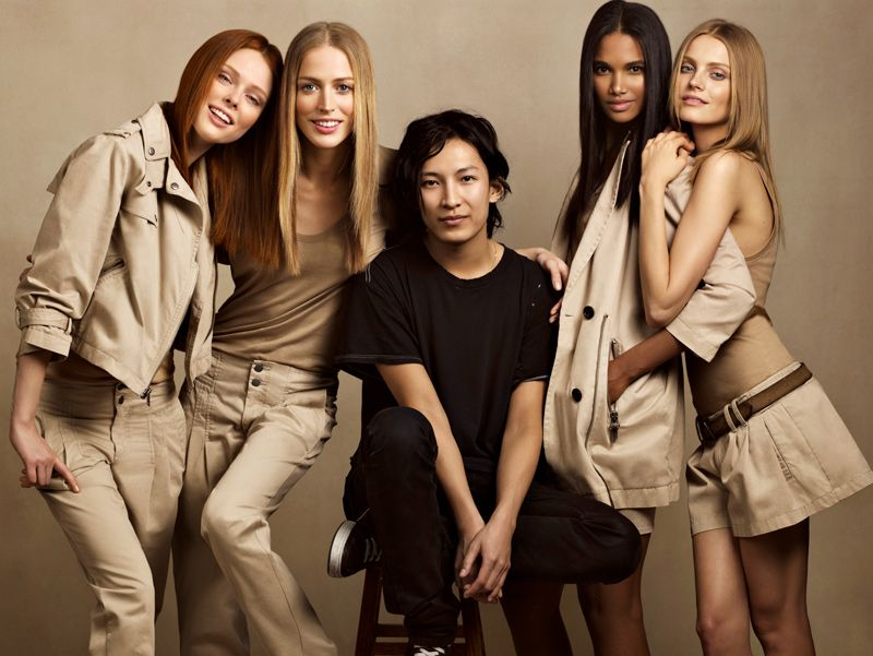 CFDA/Vogue's Fashion Fund x GAP Khaki Limited Edition Collection