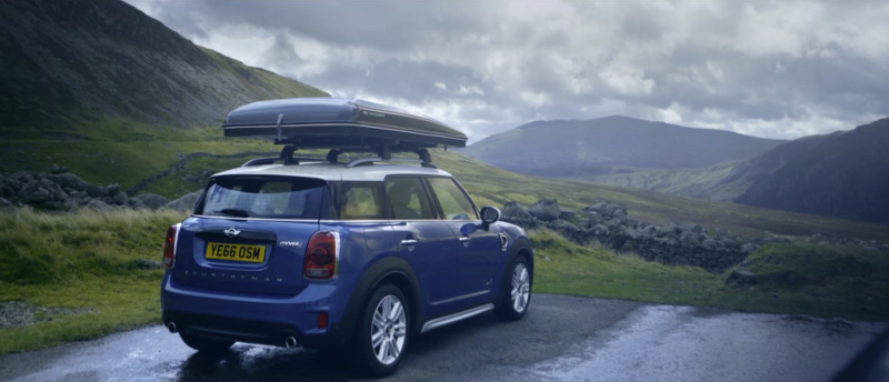 """Room with a View"" Mini Countryman"